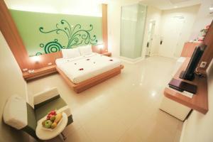 Vientiane Hemera Hotel, Мини-гостиницы  Вьентьян - big - 9