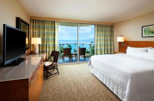 Double or King Room with Ocean View