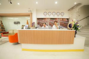 Vientiane Hemera Hotel, Мини-гостиницы  Вьентьян - big - 31