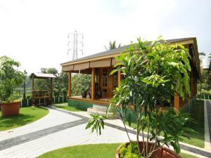 Woodhive Serviced Villa, Дома для отпуска  Kakkanad - big - 4