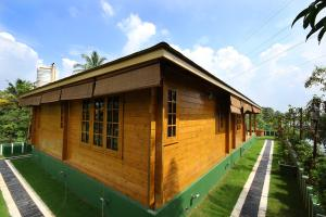 Woodhive Serviced Villa, Дома для отпуска  Kakkanad - big - 6