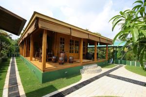Woodhive Serviced Villa, Дома для отпуска  Kakkanad - big - 7