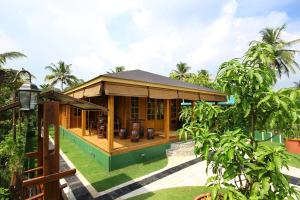 Woodhive Serviced Villa, Дома для отпуска  Kakkanad - big - 9