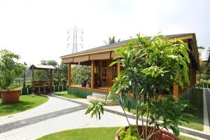 Woodhive Serviced Villa, Дома для отпуска  Kakkanad - big - 10
