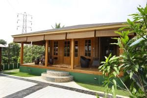 Woodhive Serviced Villa, Дома для отпуска  Kakkanad - big - 11