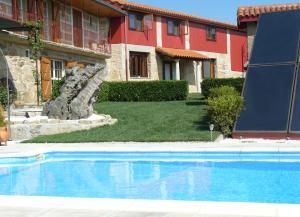 Hotel A Palleira, Hotely  Allariz - big - 21