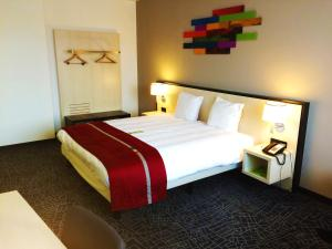 Park Inn by Radisson Amsterdam Airport Schiphol, Hotels  Schiphol - big - 14