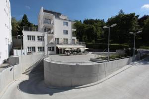 Hotel Radun, Szállodák  Luhačovice - big - 40