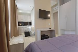 Hotel Agrigento Home, Aparthotels  Agrigent - big - 48