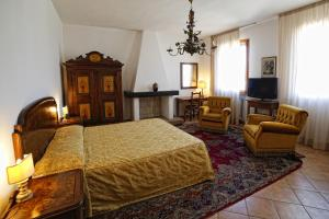 Hotel Luna, Отели  San Felice sul Panaro - big - 42