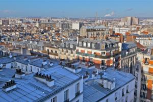 Caulaincourt Montmartre by Hiphophostels, Hostels  Paris - big - 47