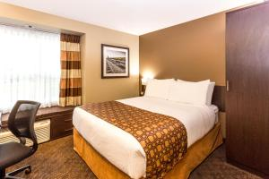 Microtel Inn & Suites by Wyndham Whitecourt, Отели  Whitecourt - big - 7