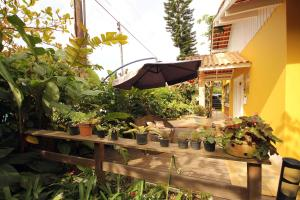 Pousada Jardim Porto Belo, Guest houses  Porto Belo - big - 72