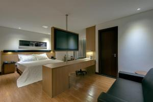 King Suite with Whirlpool