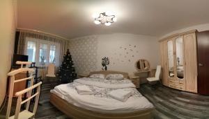 Apartment on Novaya Street 5