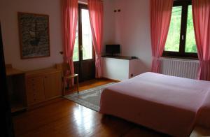 Hotel Sonenga, Отели  Менаджо - big - 37