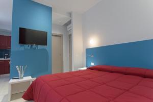 Hotel Agrigento Home, Aparthotels  Agrigent - big - 37