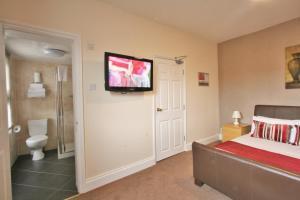 Central Hotel Cheltenham by Roomsbooked, Hotely  Cheltenham - big - 23