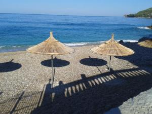 Magic Ionian Apartments & Rooms, Affittacamere  Himare - big - 54