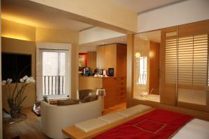 Hotel Raphael – Relais & Châteaux, Hotely  Rím - big - 18