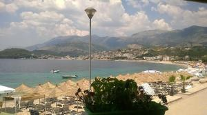 Magic Ionian Apartments & Rooms, Affittacamere  Himare - big - 52