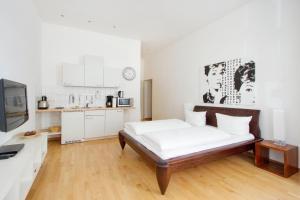 Apartments im Arnimkiez, Apartments  Berlin - big - 74