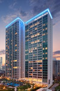 Fraser Place Setiabudi Jakarta, Apartmánové hotely  Jakarta - big - 1