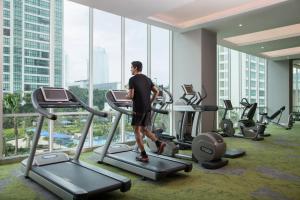 Fraser Place Setiabudi Jakarta, Apartmánové hotely  Jakarta - big - 16