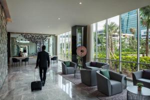 Fraser Place Setiabudi Jakarta, Apartmánové hotely  Jakarta - big - 19