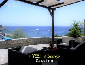 Villas Deluxe, Nyaralók  Castro di Lecce - big - 35