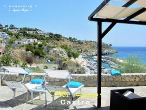 Villas Deluxe, Nyaralók  Castro di Lecce - big - 36