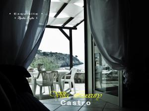 Villas Deluxe, Nyaralók  Castro di Lecce - big - 37