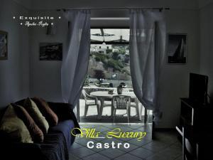 Villas Deluxe, Nyaralók  Castro di Lecce - big - 38