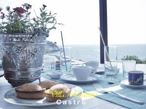Villas Deluxe, Дома для отпуска  Кастро-ди-Лечче - big - 39