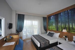 Lake & River Side Hotel & Spa - Ultra All Inclusive, Rezorty  Side - big - 7