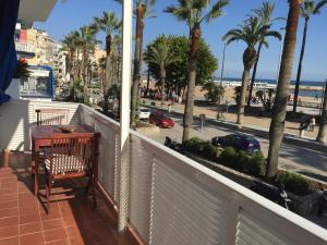 Sitges Seafront Apartment, Apartmány  Sitges - big - 11