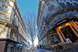 Caulaincourt Montmartre by Hiphophostels, Hostels  Paris - big - 54
