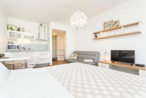 Rotermanni Studio-Apartment, Apartments  Tallinn - big - 10