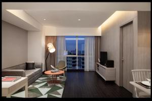 Fraser Place Setiabudi Jakarta, Apartmánové hotely  Jakarta - big - 13