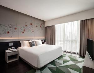 Fraser Place Setiabudi Jakarta, Apartmánové hotely  Jakarta - big - 6