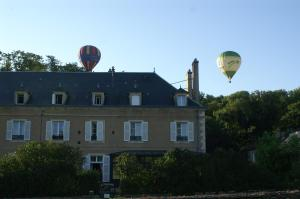 B&B Vassy Etaule, Bed & Breakfast  Avallon - big - 116