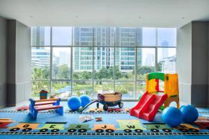 Fraser Place Setiabudi Jakarta, Apartmánové hotely  Jakarta - big - 23