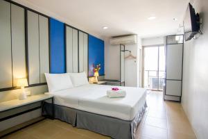 Regent Ngamwongwan, Hotely  Nonthaburi - big - 18