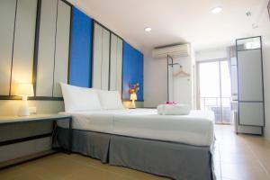 Regent Ngamwongwan, Hotely  Nonthaburi - big - 44