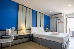 Regent Ngamwongwan, Hotely  Nonthaburi - big - 43
