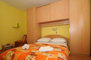 Apartments Katica 3465, Apartmanok  Makarska - big - 7