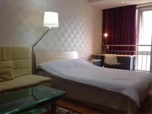 Beijing Tiandi Huadian Hotel Apartment Youlehui Branch, Apartments  Beijing - big - 21