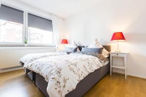 Apart2Stay, Appartamenti  Düsseldorf - big - 21