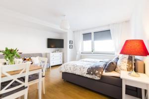 Apart2Stay, Appartamenti  Düsseldorf - big - 16