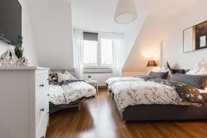 Apart2Stay, Appartamenti  Düsseldorf - big - 63